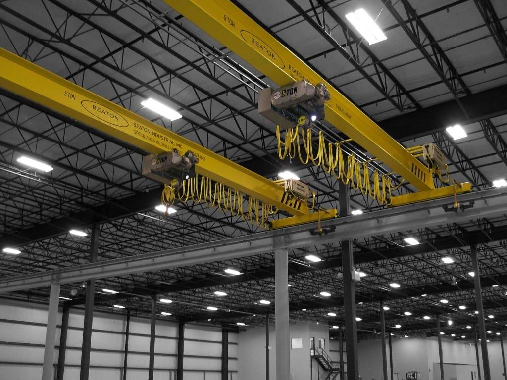 Over Head Cranes : Bridge cranes overhead workstation crane