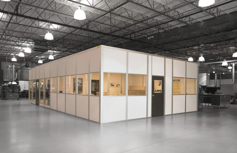 Modular Office Specifications Drawings Pricing Inplant