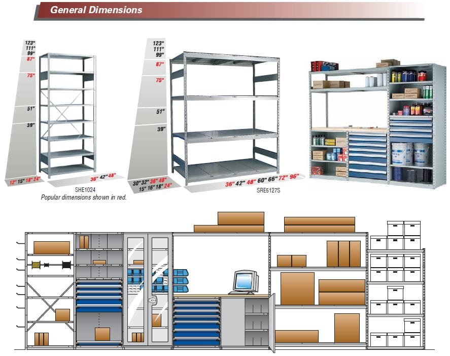 Storage Products Beaton Industrial