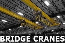 Overhead Freestanding Bridge Crane