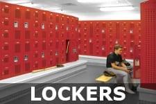 School Military Law Enforcement Lockers