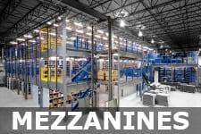 Warehouse Factory Mezzanine