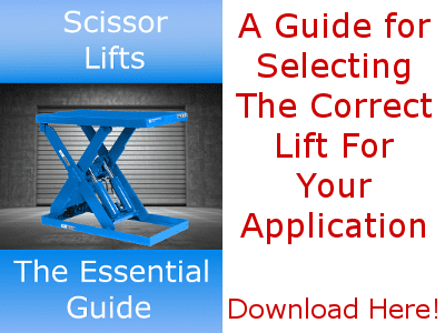 Scissor Lifts - The Essential Guide ebook  400wx300t with offer
